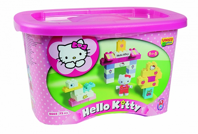 Unico - Hello Kitty - Big Box