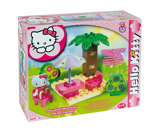 Unico - Hello Kitty - Picnic