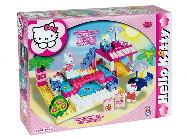 Unico - Hello Kitty - Beach club