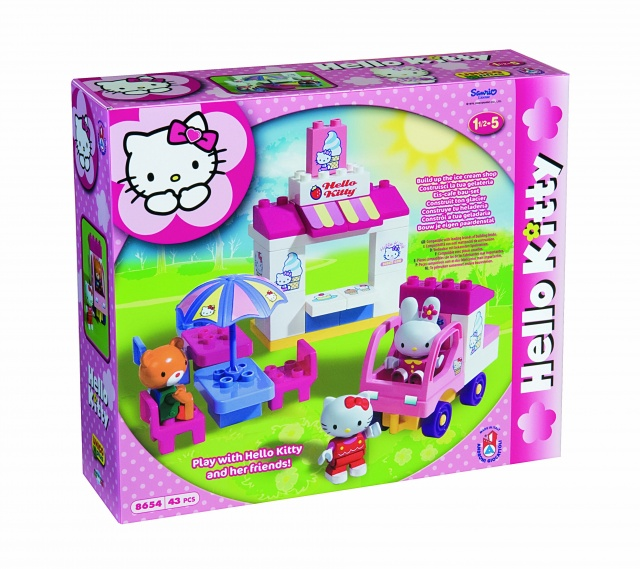 Unico - Hello Kitty - Cukráreň