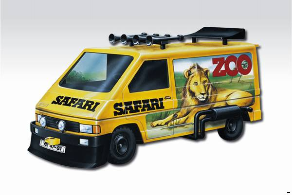 MS 37 ZOO Safari
