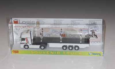 MS 55.4 Souvenir Truck LOGIS (glass)