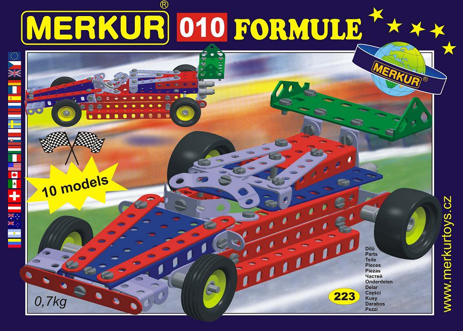 Merkur 10 Racing car