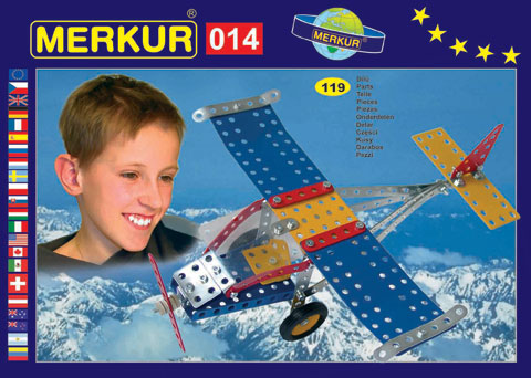 Merkur 14 Airplane