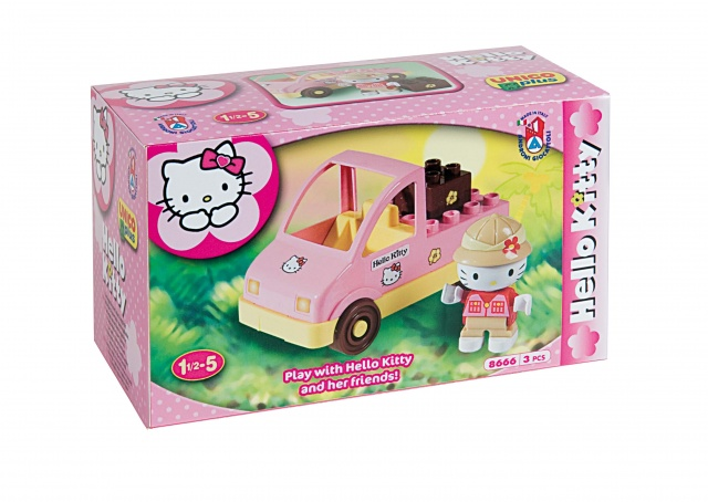 Unico - Hello Kitty - Mini