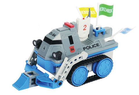 RC police