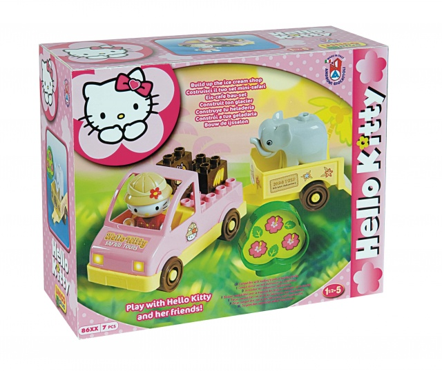 Hello Kitty - Safari