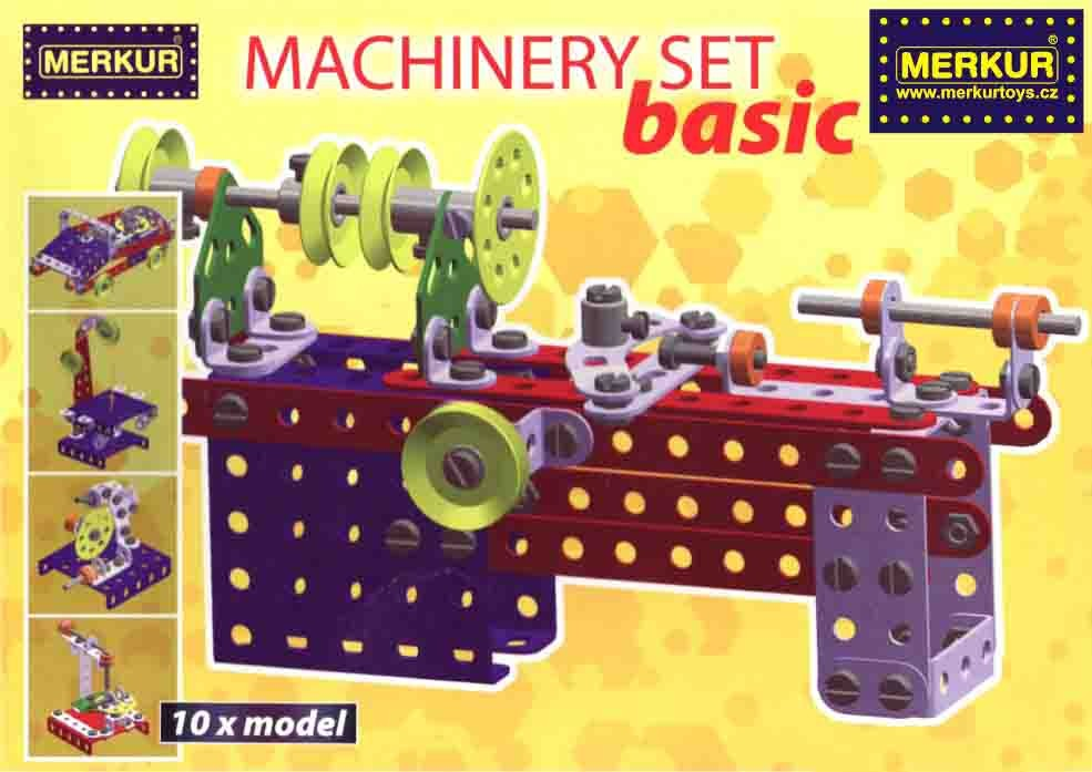 Machinery set Basic