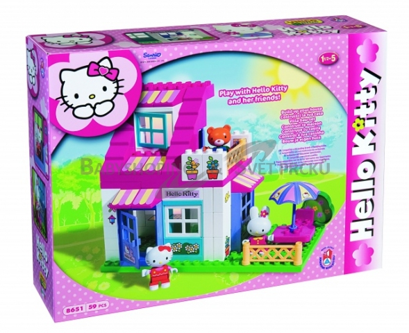 Unico - Hello Kitty - Klaines Haus