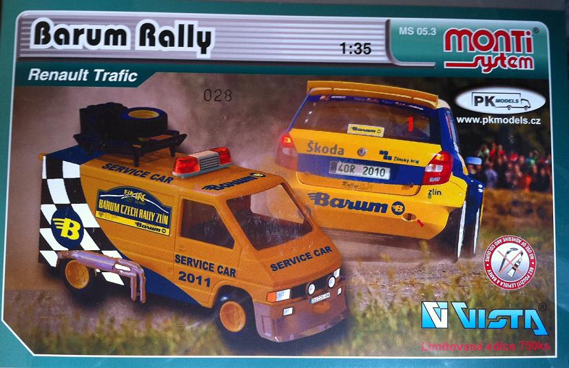 MS 05.3 Barum Rally