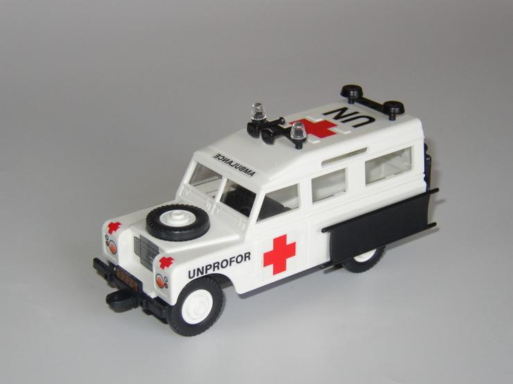 MS 35 Unprofor Ambulance