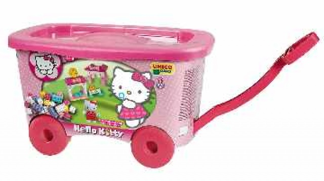 Hello Kitty - Wagen